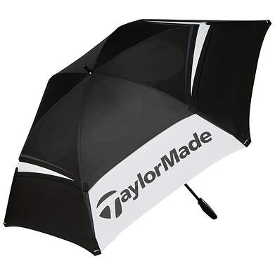 TaylorMade 68 inch Double Canopy Golf Umbrella
