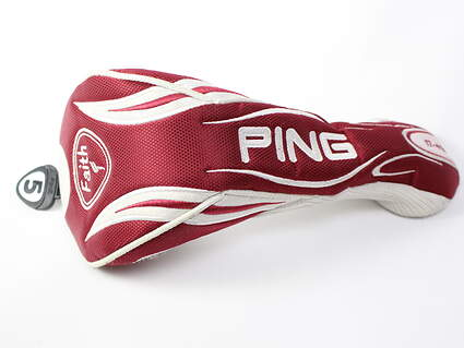 Ping Women's / Ladies Faith 5 Wood 5W Headcover Head Cover Golf