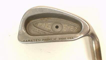 Ping Eye 2 Single Iron 4 Iron Regular Right 38 in Black Dot