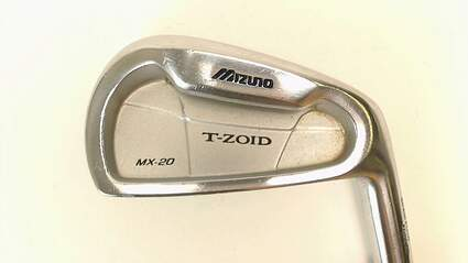 Mizuno MX 20 Single Iron 3 Iron Steel Stiff Right 39 in