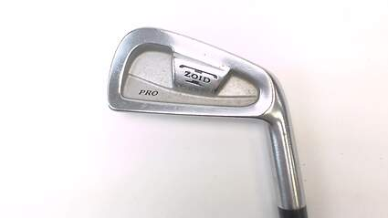 Mizuno T-Zoid Pro Forged Single Iron 3 Iron Steel Right 39 in