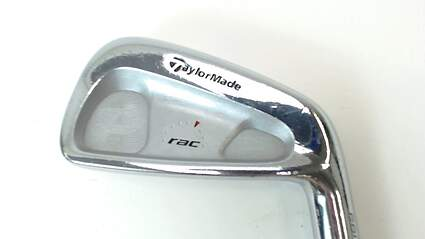 TaylorMade Rac Forged CB TP Single Iron 4 Iron Steel Regular Right 38.5 in