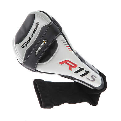 TaylorMade R11s Driver Headcover White/Black/Red