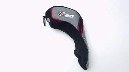 Ping G20 20° 3 Hybrid Headcover Grey/Red/Black