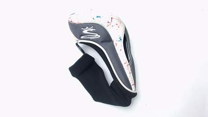 Cobra Amp Cell Fairway Wood Headcover Silver/White/Multicolor