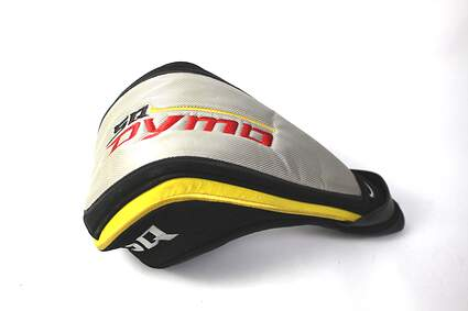 Nike 2009 SQ Dymo Driver Headcover Grey/Black/Yellow