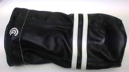 Cleveland Classic Driver Headcover Black Leather Golf HC