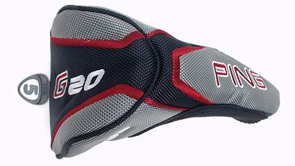 Ping G20 Fairway 5 Wood Headcover Head Cover Golf