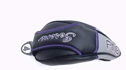 Ping Serene 4 Hybrid 22° Ladies Headcover Black/Purple/Gray