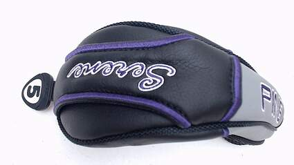 Ping Serene 5 Hybrid 26° Ladies Headcover Black/Purple/Gray