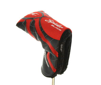 TaylorMade 2014 Spider Blade Putter Headcover Orange/White/Carbon
