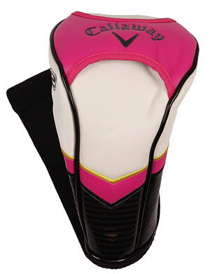 Callaway Ladies X2 Hot Driver Headcover Pink/White/Black