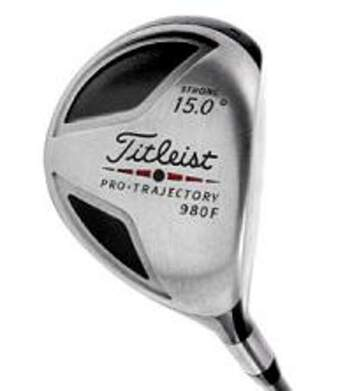 Titleist 980 F Strong Fairway Wood