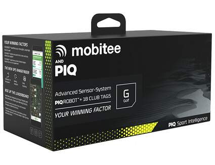 PIQ Advanced Sensor 18 Piece Performance Tracking System