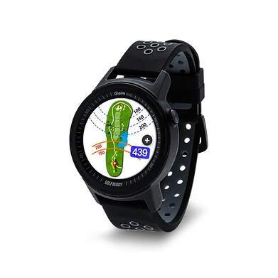 Golf Buddy aim W10 Watch Golf GPS & Rangefinders