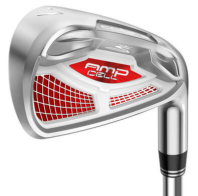 Cobra AMP Cell Red Single Iron