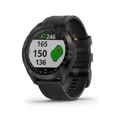 Garmin Approach S40 Golf GPS & Rangefinders