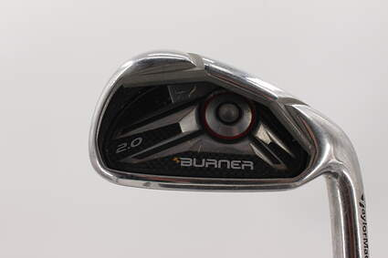TaylorMade Burner 2.0 HP Single Iron 4 Iron 20.5° TM Burner 2.0 85 Steel Stiff Right Handed 39.5in