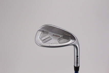 Ping Anser Forged Wedge Gap GW 50° Project X 5.0 Graphite Graphite Regular Right Handed Black Dot 37.5in