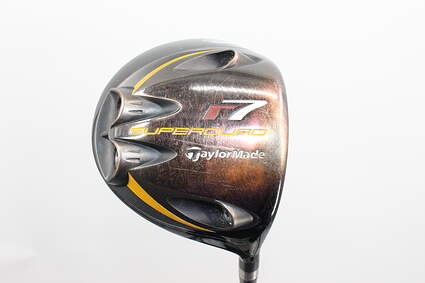 TaylorMade R7 Superquad 8.5° Mitsubishi Kuro Kage Black 70 Graphite Stiff Right Handed 45.0in