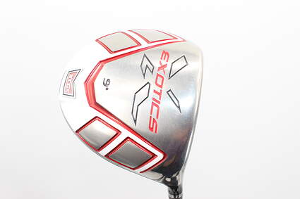 Tour Edge Exotics XCG5 Driver 9° Exotics G Design Tour AD 40 Graphite Stiff Right Handed 46.0in