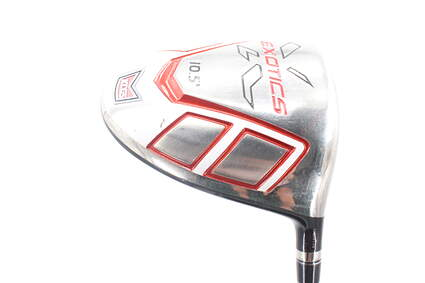 Tour Edge Exotics XCG5 Driver 10.5° Fujikura Exotics Blur Graphite Stiff Right Handed 45.5in
