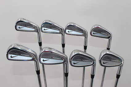 Nike VR Forged Pro Combo Iron Set 3-PW True Temper Dynamic Gold S300 Steel Stiff Right Handed 38.0in