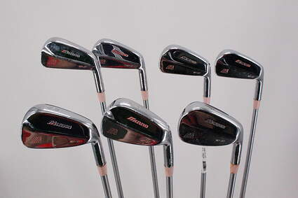 Mizuno MP 37 Iron Set 4-PW Steel Right Handed Ladies