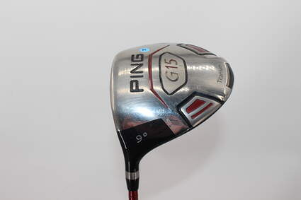 Ping G15 Driver 9° Ping TFC 149D Graphite Regular Left Handed 45.5in
