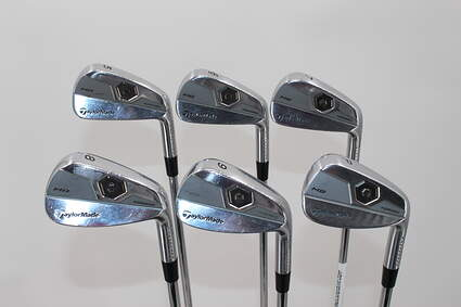 TaylorMade 2011 Tour Preferred MB Iron Set 5-PW Dynamic Gold XP S300 Steel Stiff Right Handed 37.5in