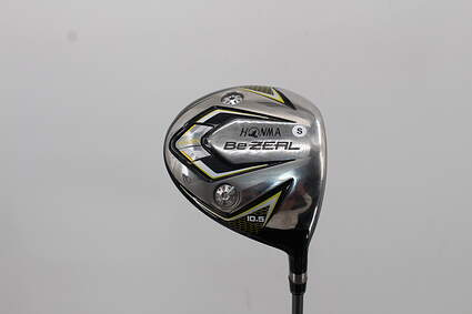 Honma Be ZEAL 525 Driver 10.5° MRC Kuro Kage 50 Graphite Stiff Right Handed 44.5in