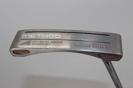 Nike Method 002 Putter Putter Steel Right Handed 35.0in