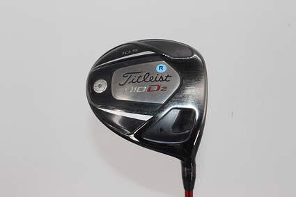 Titleist 910 D2 Driver 10.5° Mitsubishi Rayon Bassara 50 Graphite Regular Right Handed 45.5in