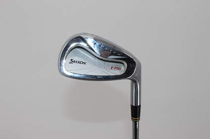 Srixon i-701 Single Iron Pitching Wedge PW Stock Steel Shaft Steel Stiff Right Handed 35.75in