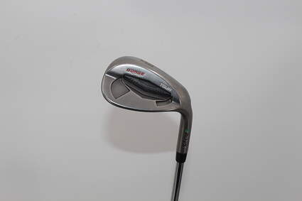 Ping Tour Gorge Wedge Lob LW 58° Wide Sole Ping CFS Steel Stiff Right Handed Green Dot 36.0in