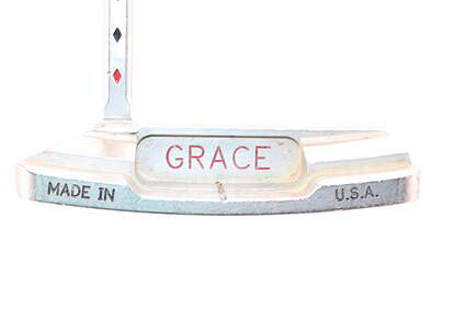 Bobby Grace Shiloh Putter Steel Right Handed 35.0in