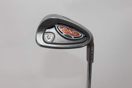 Ping i10 Single Iron 8 Iron Ping AWT Steel Stiff Right Handed Purple dot 36.0in