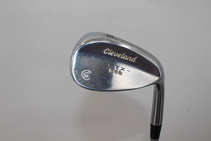 Cleveland 588 RTX 2.0 Tour Satin Wedge   58° 10 Deg Bounce Project X 6.0 Steel Stiff Right Handed 35.5in