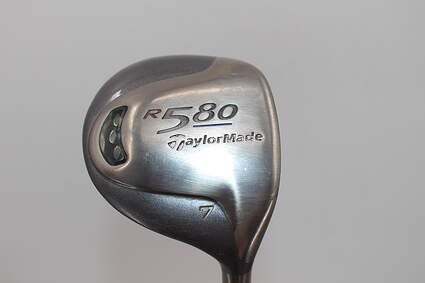 TaylorMade R580 Fairway Wood 7 Wood 7W Stock Graphite Shaft Graphite Ladies Right Handed 41.5in