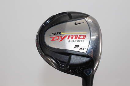 Nike Sasquatch Dymo 5 Wood 5W 19° Stock Graphite Shaft Graphite Regular Right Handed 41.5in