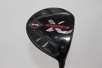 Tour Edge XCG6 Driver 9° Accra Tour Z LS 65 Graphite Regular Right Handed 44.5in