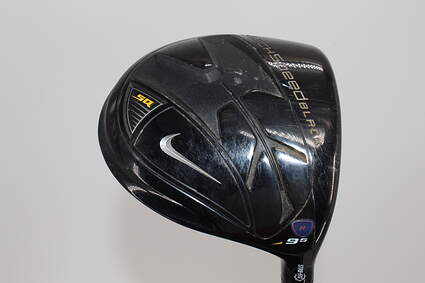Nike SQ Machspeed Black Round Driver 9.5° Mitsubishi Rayon Fubuki a 50 Graphite Regular Right Handed 45.25in