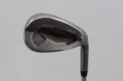 Ping Tour Gorge Wedge Sand SW 54° Standard Sole Ping CFS Steel Stiff Right Handed Black Dot 36.0in