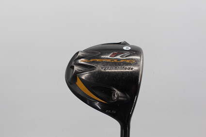 TaylorMade R7 Superquad TP Driver 8.5° Stock Graphite Shaft Graphite Stiff Right Handed 46.0in