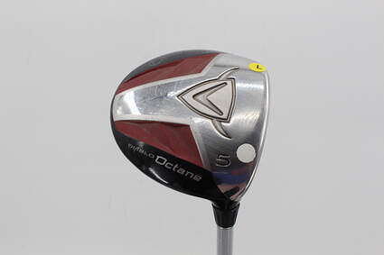 Callaway Diablo Octane Fairway Wood 5 Wood 5W 19° Callaway Diablo Octane Fairway Graphite Ladies Right Handed 41.25in