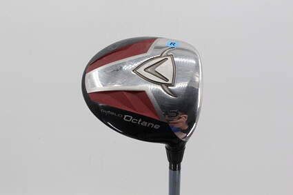 Callaway Diablo Octane Fairway Wood 5 Wood 5W 15° Stock Graphite Shaft Graphite Regular Right Handed 42.0in