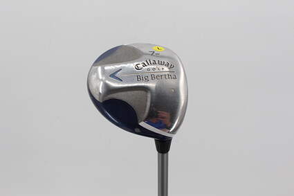 Callaway 2008 Big Bertha Ladies Fairway Wood 7 Wood 7W  