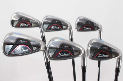 Titleist 712 AP1 Iron Set 5-PW Graphite Design Tour AD 65i Graphite Regular Right Handed 38.25in