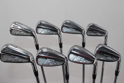 Titleist AP2 Iron Set 3-PW Project X 5.5 Steel Regular Right Handed 38.25in