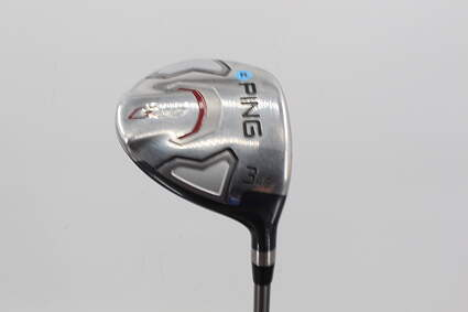 Ping G20 Fairway Wood 3 Wood 3W 15° Stock Graphite Shaft Graphite Regular Right Handed 42.75in